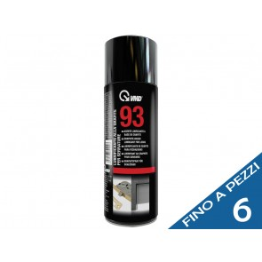 VMD 93 grasso spray secco per serrature alla grafite serrature tanica ml 200