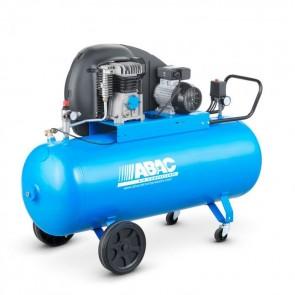 Compressore ABAC Line A29 255 l/min Monostadio Con Trasmissione A Cinghia 2 Hp Lt.100
