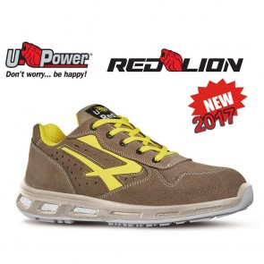 Scarpe Antinfortunistica UPOWER Red Lion ADVENTURE S1P SRC dal 35 al 48
