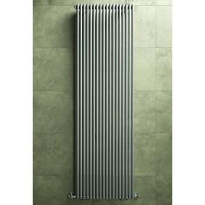 CORDIVARI RADIATORE ALICE 22 VERTICALE ALT. 400 MM - 2500 MM / LARG. 150 MM - 1620 MM / INTERASSE 370 MM - 2470 MM / ELEM. 5 - 54 IN VARI COLORI