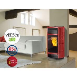 Stufe a pellet idro termostufe vendita online edilkamin for Stufa a pellet edilkamin daisy