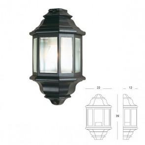 Mezza Lanterna Molata Grande Art. 927/16 Grigio