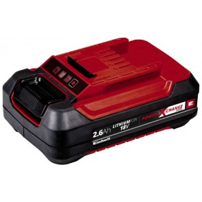 Einhell Batteria Power-X-Change 18V 2,6 AH PXC PLUS   cod 4511436