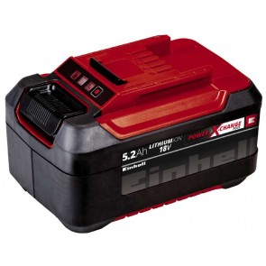 Einhell Batteria Power-X-Change 18V 5,2 AH PXC PLUS   cod 4511437