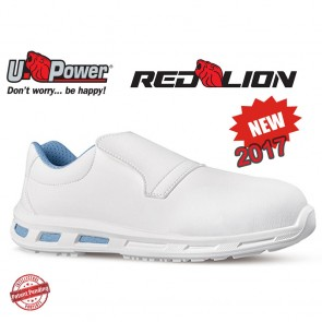Scarpe Antinfortunistica Bianche Basse UPOWER Red Lion BLANCO S2 SRC dal 35 al 46 RL20272