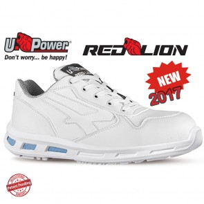 Scarpe Antinfortunistica Bianche Basse UPOWER Red Lion BLINK S3 CI SRC dal 35 al 46