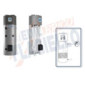 Cordivari Bollitore Bollyterm HP da 200 a 300 Scaldacqua con Pompa di Calore Integrata per produzione di Acqua Calda Sanitaria a Coibentazione Rigida