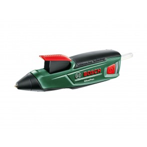 Pistola incollatrice a batteria Bosch GluePen universale intelligente