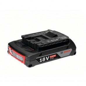 Bosch Batteria GBA 18 V 2,0 Ah M-B Professional Capacità 2 ah