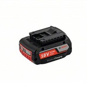 Bosch Batteria GBA 18 V 2,0 Ah MW-B Wireless Charging Professional Capacità 2Ah