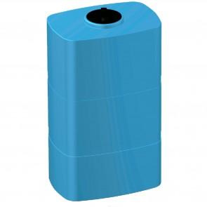 Serbatoio da esterno polietilene stoccaggio acqua BOX Rototec litri 500