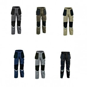 Pantalone Lavoro Antifortunistica Cofra Bricklayer