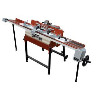 Segatrice automatica Raimondi BULL DOG ADV AVANZAMENTO A VOLANTINO Lunghezza di taglio 120 cm