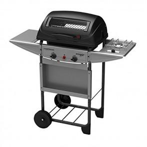 Barbecue a gas Campingaz Expert Deluxe con fornello laterale
