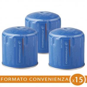 Cartuccia Gas Butano Campingaz C206 GLS 190gr ricarica bbq fornello
