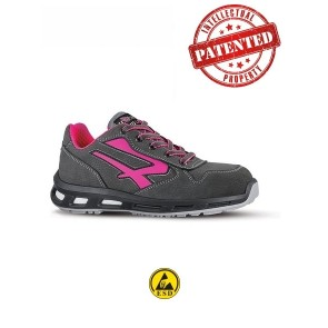 Scarpa da Lavoro Antinfortunistica UPOWER RED LION CANDY ESD S3 CI SRC Taglie 35 - 42