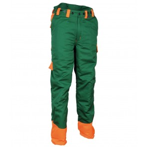 Pantaloni da Lavoro Antinfortunistici Cofra CHAIN STOP