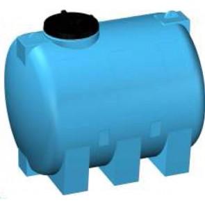 Serbatoio da esterno polietilene stoccaggio acqua CISTERNA Rototec litri 2000