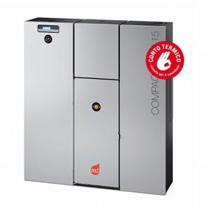 Caldaie a Pellet RED 365 Energy COMPACT SLIM 15
