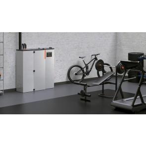 Caldaia da Garage a Pellet Thermorossi Compact Slim S25 EVO 22,30kW