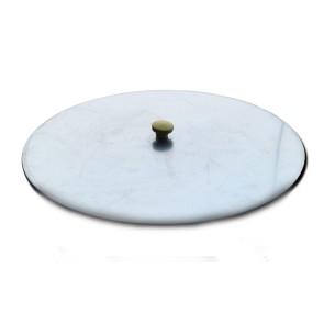 Coperchio Inox Parapolvere con Pomello per Contenitori Vino Olio Cordivari Tutti Tipi VINOLIO