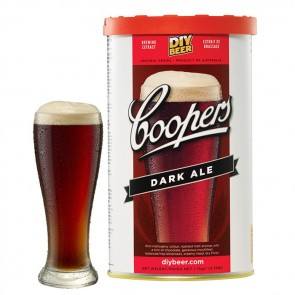 Malto per Birra Artigianale Coopers DARK ALE linea Classica 1,7kg 23 litri