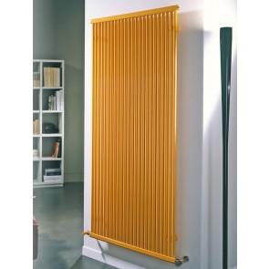 CORDIVARI RADIATORE DORIANA VERTICALE ALT. 500 MM - 2500 MM / LARG. 189 MM - 1377 MM / INTERASSE 450 MM - 2450 MM / ELEM. 5 - 38 IN VARI COLORI