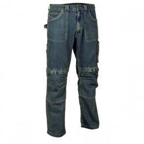 Pantalone di Jeans Lavoro Antifortunistica Cofra Dortmund