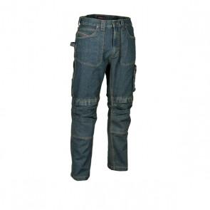 Pantalone di Jeans Lavoro Antifortunistica Cofra Dusseldorf