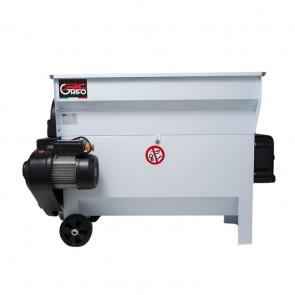 Diraspatrice vasca e pompa Q.30 apribile GRIFO DVEP30 Motore 220 v hp 2,5
