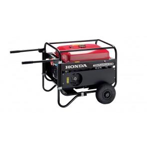 Generatore Elettrico a Motore OHV a 4 Tempi 389cc Honda ECMT7000K1 GV da 7000W Monofase/Trifase Induttivo
