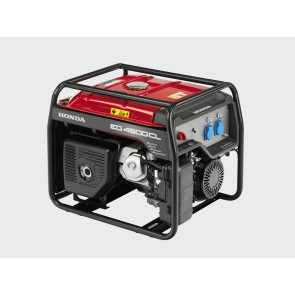 Generatore Honda EG 4500 CL PROFESSIONALE D-AVR - Monofase - Avviamento manuale