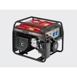 Generatore Honda EG 5500 CL IT PROFESSIONALE D-AVR - Monofase - Avviamento manuale