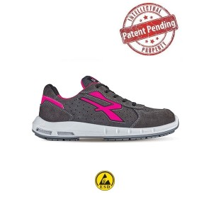 Scarpa da Lavoro Antinfortunistica UPOWER RED UP ELECTRA PLUS ESD S1P SRC Taglie 35 - 42