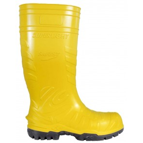 Scarpa da Lavoro Antinfortunistica Cofra ELECTRICAL SAFEST YELLOW taglie 38 - 48