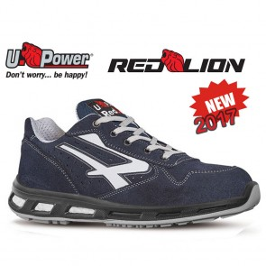 Scarpe Antinfortunistica UPOWER Red Lion EMOTION S1P SRC dal 38 al 48