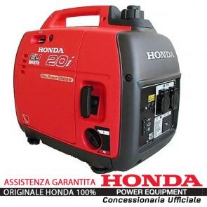 Generatore portatile Honda EU 20i Inverter Silenziato Aviamento Manuale eu20i