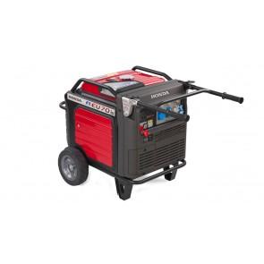 Generatore Elettrico a Motore OHV a 4 Tempi 389cc Honda EU70IS IT T da 7000W Monofase Inverter