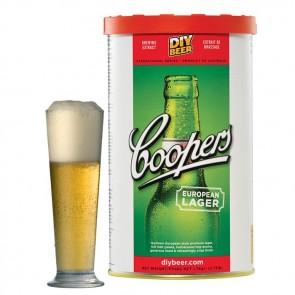 Malto per Birra Artigianale Coopers European Lager Linea Internazionale 1,7kg 23 litri
