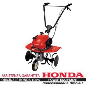 Motozappa Honda F 220 K1 GE con  fresa e ruotine posteriori ottima per vangatura