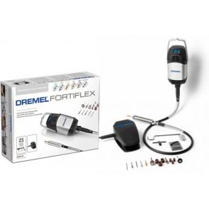Utensile Precisione DREMEL Fortiflex 9100JA 21 accessori gancio 9100-21