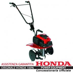 Motozappa Honda FG 205 K1 DE con  fresa e ruotine posteriori ottima per vangatura