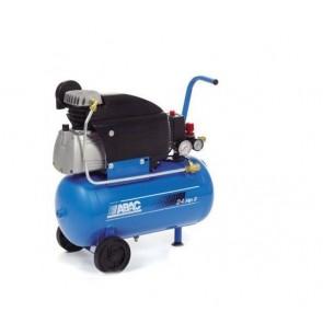 Compressore elettrico ABAC mod. Pole Position FC2 serbatoio 25 lt aria compressa
