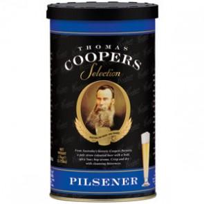 Malto per Birra Artigianale Thomas Coopers PILSENER 1,7kg 23 litri