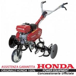 Motozappa Honda FJ 500 DE con fresa standard con ruotino anteriore di trasfermento