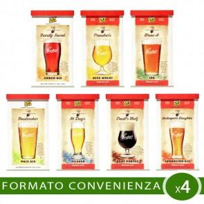 Malto Birra Artigianale 4 PEZZI Thomas Coopers Selection A SCELTA