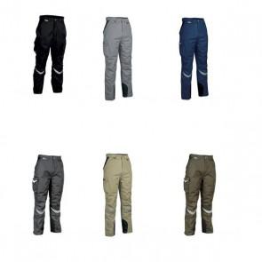 Pantalone Imbottito Lavoro Antifortunistica Cofra Frozen