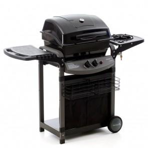 Barbecue a Gas 2 Bruciatori Acciaio Inoss. Sochef PiùSaporillo G20513