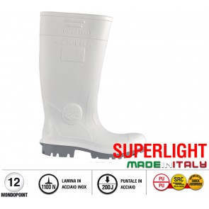 Scarpe antinfortunistiche Cofra GALAXY O4 taglie dal 35 al 48  Linea SUPERLIGHT