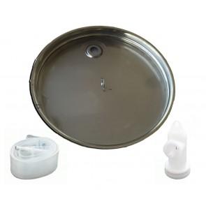 Galleggiante Inox a camera d'aria per Vinolio 150-200 lt- Dim 500 mm Contenitore Alimenti Cordivari